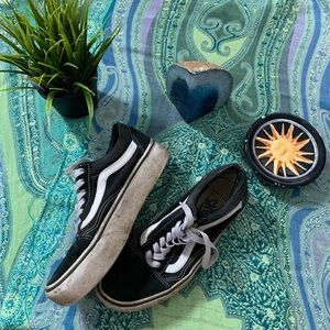 ☆ VANS OLD SKOOL PLATFORMS ☆